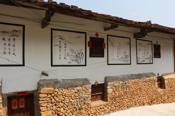 光埔村:打造美丽乡村