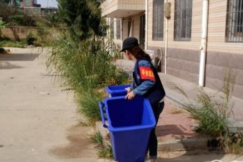 仙游枫亭:增设垃圾桶 解决垃圾投放难题