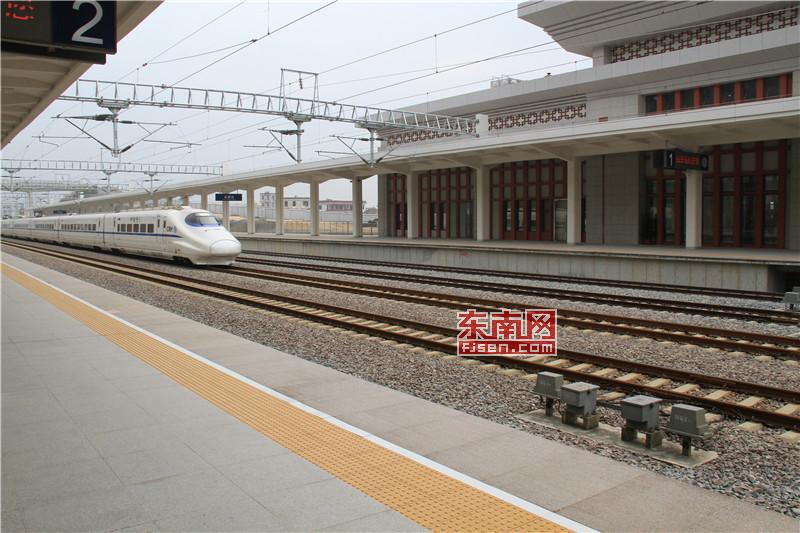 仙游火车站正式运营 仙游至厦门北历时45分钟